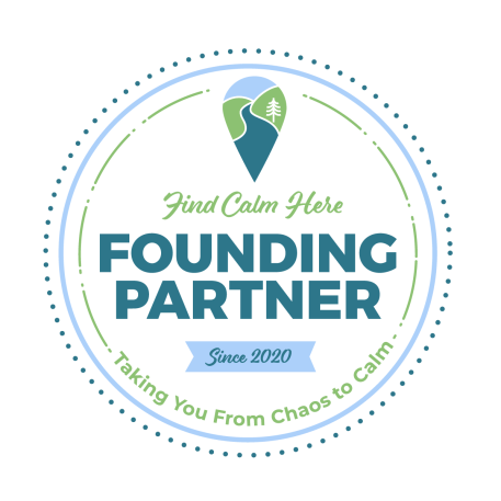 Find Calm Here Founding Partner Badge-01